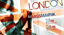 London Connection Brazil Tour